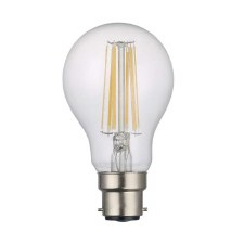 GLS Bulb 8W BC/B22 Dimmable