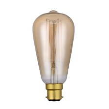 LED BC Vintge Squirrel Bulb 4W