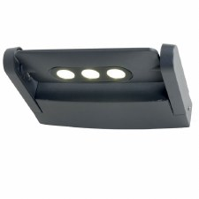 Elstead Sigmund 3 LED Outdoor Wall Spotlight