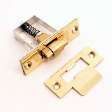Heavy Duty Roller Catch Brass