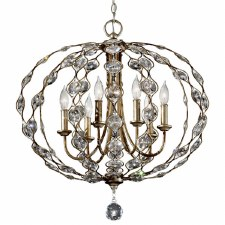 Feiss Leila 6 Light Chandelier