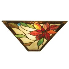 Interiors 1900 Lelani Tiffany Wall Light