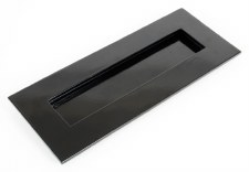 From The Anvil Small Letter Plate Black 266mm