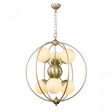 David Hunt LIB0640 Liberty 6 Light Orb Pendant