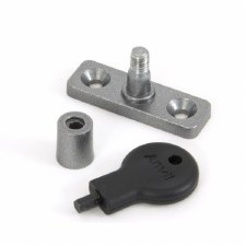 From The Anvil Window Locking Stay Pin Pewter