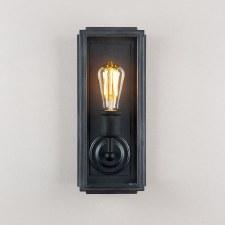 London Wall Lamp Slim Black