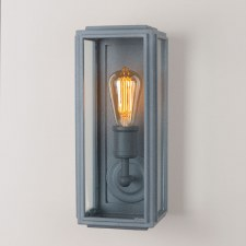 London Wall Lamp Slim Zinc