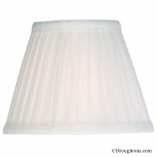 Elstead LS162 Ivory Pleated Shade