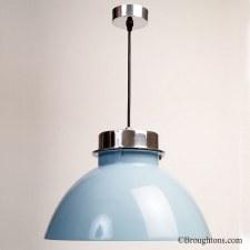 Lucas Ceiling Pendant Light Blue