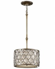 Feiss Lucia Small Ceiling Pendant Light