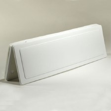 Magnetic Internal Letter Flap MK1 White