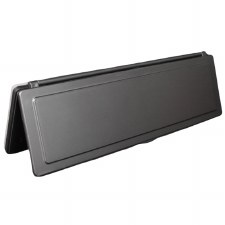 Magnetic Internal Letter Flap MK2 Black