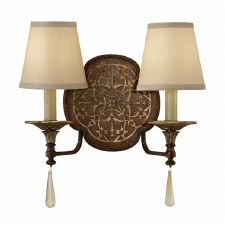 Feiss Marcella Double Wall Light