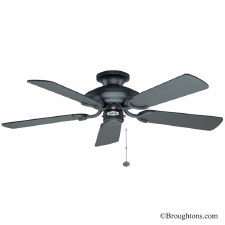 Fantasia Mayfair Ceiling Fan Black