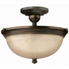 Hinkley Mayflower Semi Flush Ceiling Light