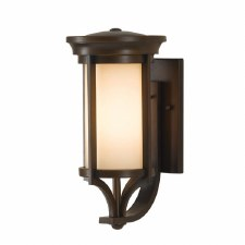 Feiss Merrill Small Wall Lantern Heritage Bronze