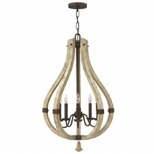Hinkley Middlefield 5 Light Chandelier