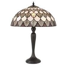 Interiors 1900 Missori Tiffany Medium Table Light 71091
