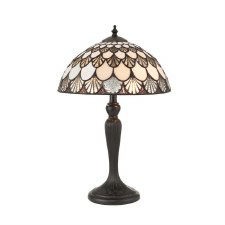 Interiors 1900 Missori Tiffany Small Table Light 70368