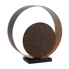 Mudeford Patina Table Lamp Bronze