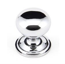 From The Anvil Mushroom Cabinet Knob Small