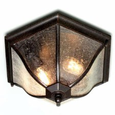 Elstead New England Flush Outdoor Light