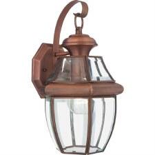 Quoizel Newbury Wall Lantern Medium