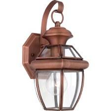 Quoizel Newbury Wall Lantern Small