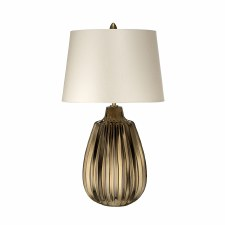 Elstead Newham 1 Light Table Lamp Small