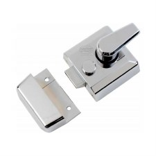 Heritage Nightlatch NL3040-PC Polished Chrome