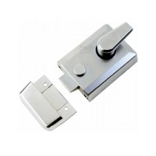 Heritage Nightlatch NL3060-SC Satin Chrome