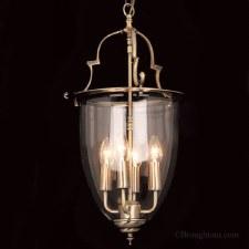 Norfolk Lantern Large Antique Brass