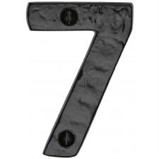 """Heritage Tudor Numeral 3"""" TC356 07 Black Ironwork"""