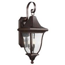 Feiss Oakmont Wall Lantern Large