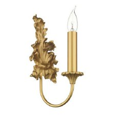 David Hunt SC12 Ormolu Single Wall Light Gold