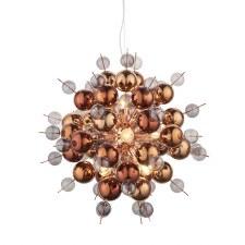 Osmington 9 Light Pendant Copper