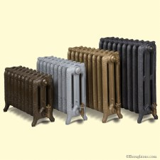 The Oxford Cast Iron Radiator