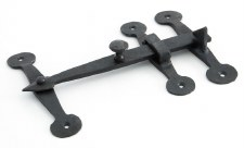 From The Anvil Oxford Privacy Latch Set Beeswax