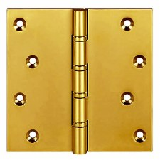 "4"" Projection Hinges Quality Brass"