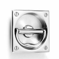 Samuel Heath P7897 Flush Handles Polished Chrome