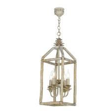 David Hunt PAG0412 Pagoda Lantern Crackle Gold