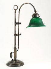 Parallel Desk or Table Lamp Bronzed