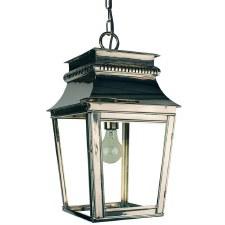 Parisienne Lantern Small Polished Nickel