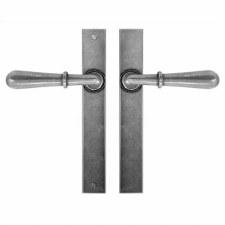 Finesse Fenwick Multipoint Passage Door Handles  FDMP15 Solid Pewter