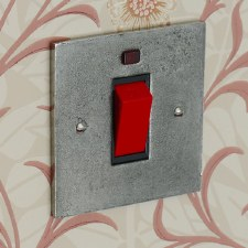 Solid Pewter Cooker Switch