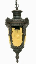 Elstead Philadelphia Chain Light, Bronze