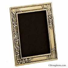 Photo Frame Brass