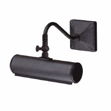 Elstead Picture Light 190mm Black