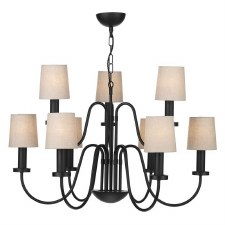 David Hunt PIG1322 Pigalle 9 Light Chandelier Fitting Only