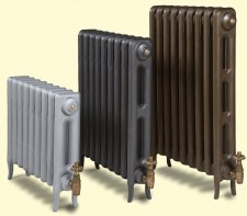 The Pimlico Cast Iron Radiator